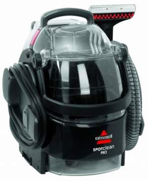 The Bissell SpotClean Professional Portable Carpet Cleaner Is One Of  Bissells More Powerful Spot And Stain Cleaners. It Is Also Quite Ergonomic  And ...