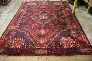 Cleaning Oriental Rugs -Without Damage